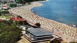 OSTSEEHEILBAD TRAVEMUNDE - ALLEMAGNE Station Mondaine Mer Baltique GERMANY Seaside Resort - Luebeck-Travemuende
