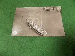 VINTAGE GERMANY: TRAVEMUNDE Ostseeheilbad Ship Pamir B&w - Luebeck-Travemuende