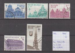 België 1965 - Yv./OCB 1354/58 Gest./obl./used - Belgium