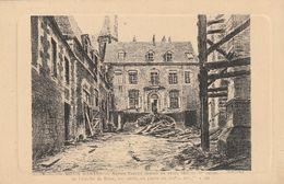 VIEUX NANTES  Ancien Evèché Démoli En 1910 ( Coll H - Perrin ) - Nantes