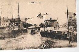 ST/29//   1925  SOURBRODT   GARE - Belgien