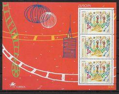Portugal  1998 Mi.Nr. Block 137 (2254) , Europa Cept  Nationale Feste - Postfrisch / MNH / (**) - 1910-... República
