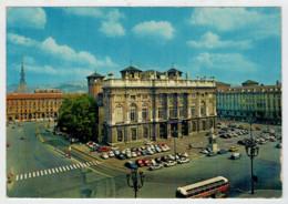 TORINO   PIAZZA  CASTELLO  PALAZZO  MADAMA        (NUOVA) - Places & Squares