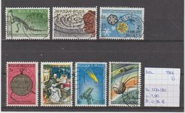 België 1966 - Yv./OCB 1374/80 Gest./obl./used - Belgium