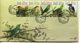 South Africa Südafrika Offizieller/official FDC # 8.18 - Fauna Birds - FDC