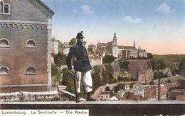 Luxembourg: La Sentinelle - Die Wache - Luxembourg - Ville