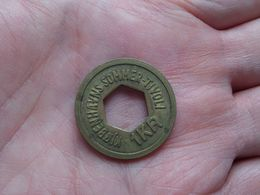 KJOBENHAVNS SOMMER - TIVOLI - 1 KR. ( 5,6 Gr. / 25 Mm./ Voir Scan ) ! - Other