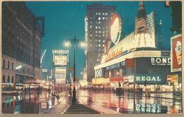 CPA Etats-Unis > NY - New York City - Time Square - Time Square