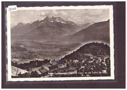 FORMAT 10x15cm - DISTRICT D'AIGLE - CORBEYRIER - TB - VD Vaud