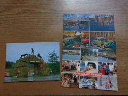 Dierenpark - Zoo / 3 Karten, Lowen - Tiger Und Grosswild Auto Safari - Selfkant-Tuddern --> Unwritten - Animals