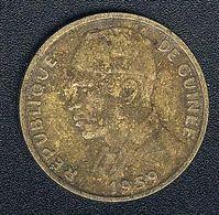 Guinea, 10 Francs 1959 - Guinea