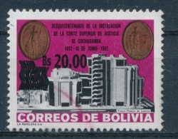 Bolivië/Bolivia/Bolivien/Bolivie 1996 Mi: 1308 Yt: 918 (Gebr/used/obl/usato/o)(5198) - Bolivia