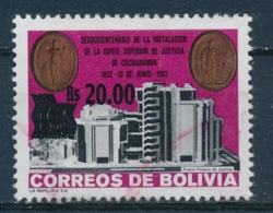 Bolivië/Bolivia/Bolivien/Bolivie 1996 Mi: 1308 Yt: 918 (Gebr/used/obl/usato/o)(5197) - Bolivia