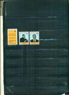 DAHOMEY M.L.KING 3 VAL NEUFS A PARTIR DE 0.60 EUROS - Martin Luther King