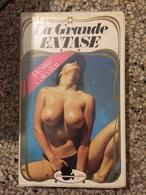 Ancienne Casette Video VHS La Grande Extase Porno Vintage - Erotiques (…-1960)