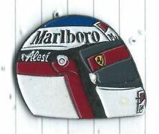 Casque Marlboro F1 Jean Alesi - Autorennen - F1