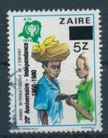 Zaïre/Zaire 1980 Mi: 702 Yt: 1028 (Gebr/used/obl/usato/o)(5199) - 1980-89: Oblitérés