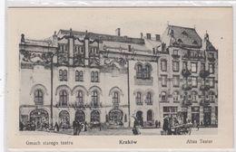 Krakow. Gmach Starego Teatru. - Poland