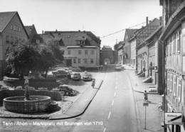 VW Käfer,Opel Olympia Rekord,Mercedes 300 SE Coupe W111/112,Tann/Rhön,Marktplatz, Ungelaufen - Passenger Cars