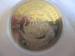 Liberia 5 Dollars 2000 - Sydney XXVII Olympic Games - Liberia