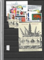 1998 MNH Denmark, Dänemark, Year Complete, Postfris - Volledig Jaar