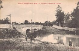10 RADONVILLIERS Le Pont Sur L'Amance - Other Municipalities