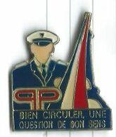 Préfecture De Police : Bien Circuler Une Question De Bon Sens - Police