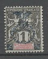 NOUVELLE CALEDONIE N° 67 NEUF*  CHARNIERE  / MH - Neufs