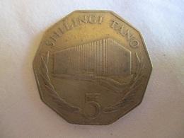Tanzania: 5 Shillings 1976 - Tansania