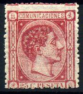 España Nº 166. Año 1875 - Nuevos