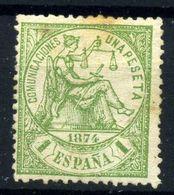 España Nº 150. Año 1874 - Nuevos