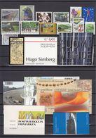 Finland 1999 - Full Year MNH ** - Ganze Jahrgänge
