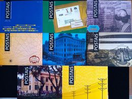 Magazine Stamps Revista Postais Vol 1 Ao 8 - Completo - Magazines
