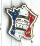 Police Ferroviaire SNCF Suge Surete Ferroviaire PRG - Polizei