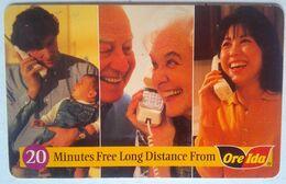 United States Prepaid Sprint Pgonecard Ore Ida - Vereinigte Staaten