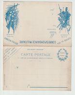 COURRIER  MILITAIRE-  14-18 --  PAS ECRITE - 1914-18