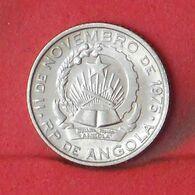 ANGOLA 50 LWEI 1975 -    KM# 90 - (Nº36735) - Angola