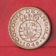 ANGOLA 20 CENTAVOS 1948 -    KM# 71 - (Nº36737) - Angola