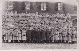 MILITARIA - MILITAIRE - CARTE PHOTO - REGIMENT  COL N ° 1 - MUSICIENS - Regimenten