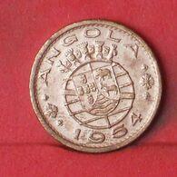 ANGOLA 50 CENTAVOS 1954 -    KM# 75 - (Nº36738) - Angola