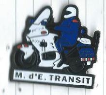 Police Routière Espagnole Motard Transit - Polizei
