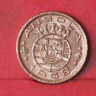 ANGOLA 50 CENTAVOS 1958 -    KM# 75 - (Nº36740) - Angola