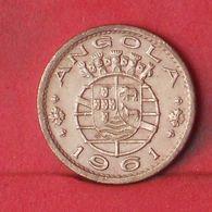 ANGOLA 50 CENTAVOS 1961 -    KM# 75 - (Nº36741) - Angola