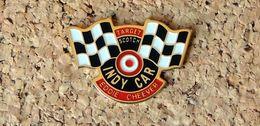 Pin's INDY CAR Pilote Eddie CHEEVER - Peint Cloisonné  - Fabricant Inconnu - F1