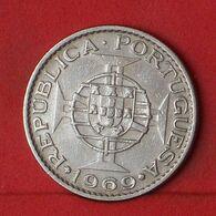 ANGOLA 10 ESCUDOS 1969 -    KM# 79 - (Nº36743) - Angola