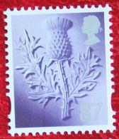 87p Value Distel Thistles Scotland (Mi 113) 2012 POSTFRIS MNH ** ENGLAND GRANDE-BRETAGNE GB GREAT BRITAIN - Escocia