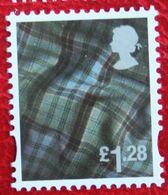 £1.28 Value Tartan Scotland (Mi 114) 2012 POSTFRIS MNH ** ENGLAND GRANDE-BRETAGNE GB GREAT BRITAIN - Escocia