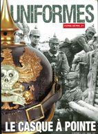 Le Casque à Pointe Uniformes Première Guerre Mondiale 1914-1918 XIXe Siècle 1870 à 1918 - Books