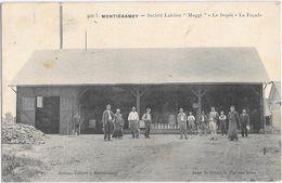 Montiéramey , Société Laitière MAGGI - Autres Communes