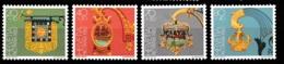 Suisse, Helvetia 1982 MiNr.1223/1226 -Yvert 1152/1155 Postfrisch/MNH/** - Svizzera